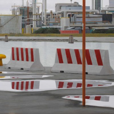 06 New Yersei bianchi e rossi olio tav 80 x 160 cm 400x400 - 02.Opere