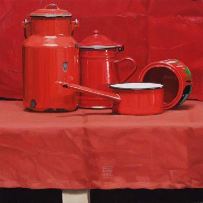 07 Solorosso olio su tav. 40 x 40 cm 400x400 - 02.Opere