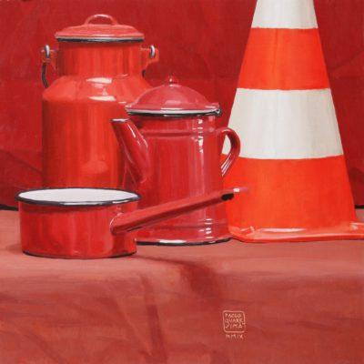 17 Cappello da mago olio tav. 40 x 40 cm 400x400 - 02.Opere