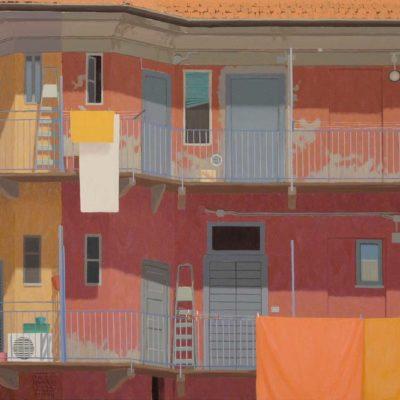17 Quanta estate 2012 olio su tavola 70 x 210 cm. IMG 9896 400x400 - 02.Opere
