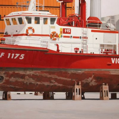 VF 1175 - olio tav. 80 x 160 cm