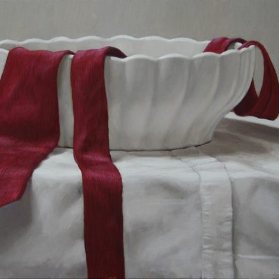 Cravatta e insalatiera- tav 30x60 cm