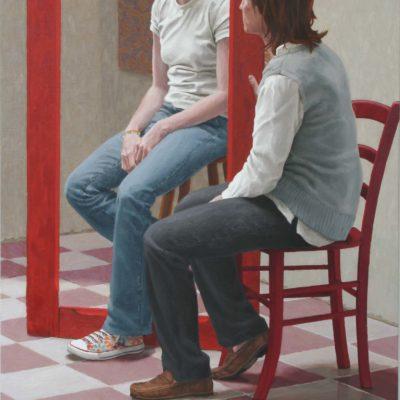 12 Come in un quadro tela 200x100 400x400 - Works archive