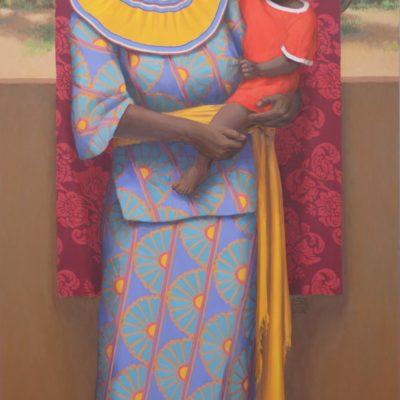 12 Maria dAfrica tav. 180x90 cm 400x400 - Works archive