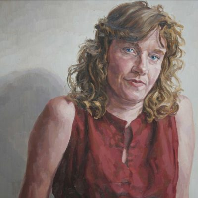 Orme ( Simo ) - 2000 - olio su tavola 49 x 69 cm