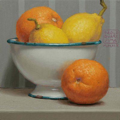 4 Silenzi dagrumi 2019 olio su tavola 20 x 20 cm 400x400 - 02.Opere