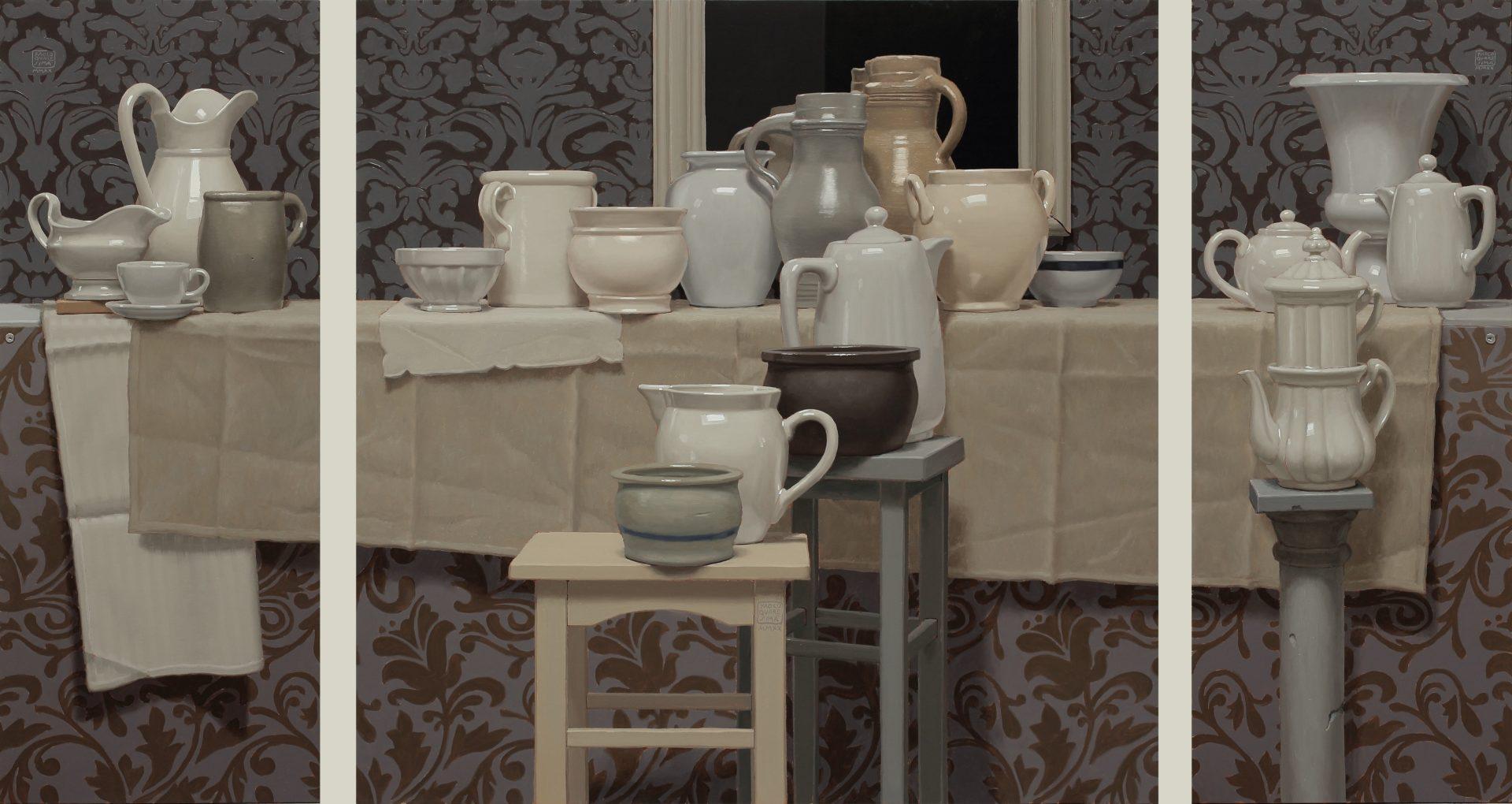 Galleria Forni – Paolo Quaresima – one artist show
