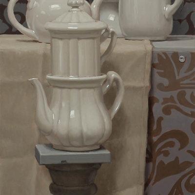 3 Elegiac elegance of turtledove 2020 olio su tavola 100x40 cm. IMG 5022 400x400 - 02.Opere